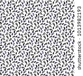seamless pattern with drops.... | Shutterstock .eps vector #1013982193