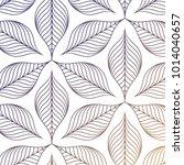 linear vector pattern ... | Shutterstock .eps vector #1014040657