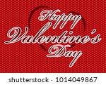valentine's day sticker ...   Shutterstock .eps vector #1014049867