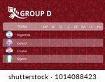 football world championship ... | Shutterstock .eps vector #1014088423