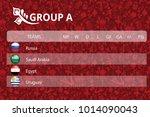 football world championship ... | Shutterstock .eps vector #1014090043