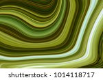 marble ink colorful. green... | Shutterstock . vector #1014118717