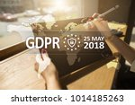Gdpr. Data Protection...