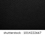 black leather texture | Shutterstock . vector #1014222667