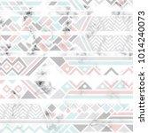 vector marble texture design... | Shutterstock .eps vector #1014240073