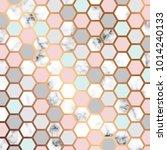 vector marble texture design... | Shutterstock .eps vector #1014240133