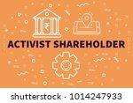 conceptual business... | Shutterstock . vector #1014247933