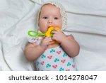 retro style 60s baby vintage    Shutterstock . vector #1014278047