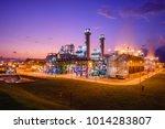 electric turbine generator in...   Shutterstock . vector #1014283807
