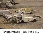 auckland  dec. 13  a ground...   Shutterstock . vector #1014451417