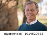 senior mature man smile face   Shutterstock . vector #1014520933