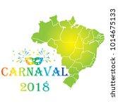 carnaval brazil vector   Shutterstock .eps vector #1014675133