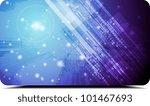 abstract hi tech background.... | Shutterstock .eps vector #101467693