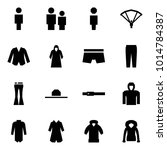origami style icon set   man... | Shutterstock .eps vector #1014784387