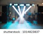 music sphen blurred background | Shutterstock . vector #1014823837