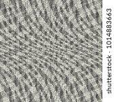 abstract wavy ornate mottled... | Shutterstock .eps vector #1014883663