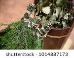 bath brooms close up | Shutterstock . vector #1014887173