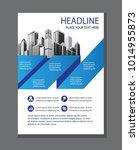 design cover book  business... | Shutterstock .eps vector #1014955873