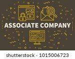 conceptual business...   Shutterstock . vector #1015006723