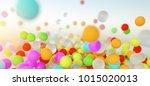 Colorful Bouncing Balls...