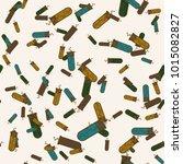 alchemy seamless pattern... | Shutterstock . vector #1015082827