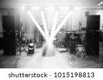music sphen blurred background | Shutterstock . vector #1015198813