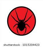 spider logo araneus | Shutterstock .eps vector #1015204423
