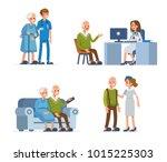Elderly People Leisure In...