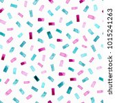 seamless pattern with bright... | Shutterstock .eps vector #1015241263