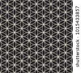 vector seamless pattern. modern ... | Shutterstock .eps vector #1015433857