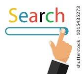 modern technology of... | Shutterstock .eps vector #1015435273