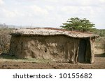 Small photo of Maasia Village Hut in Kenya Africa