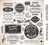 Постер, плакат: Original Brand Guaranteed and