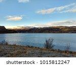 alta fjord  finnmark  north...   Shutterstock . vector #1015812247