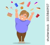vector illustration of a... | Shutterstock .eps vector #1015860937