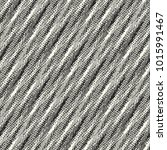 abstract mottled dashed striped ... | Shutterstock .eps vector #1015991467