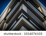 texture repetition of elements... | Shutterstock . vector #1016076103