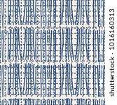indigo vector tie dye seamless... | Shutterstock .eps vector #1016160313