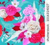 boho seamless pattern   Shutterstock .eps vector #1016314027