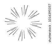 vintage sunburst design element ...   Shutterstock .eps vector #1016395357