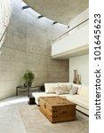 beautiful modern house in... | Shutterstock . vector #101645623