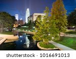city features park waterfront... | Shutterstock . vector #1016691013