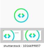 developer software it enginer... | Shutterstock .eps vector #1016699857