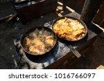 letea  danube delta  romania ... | Shutterstock . vector #1016766097