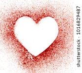 paprika hearth frame | Shutterstock . vector #1016829487
