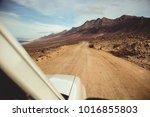 road to cofete   Shutterstock . vector #1016855803