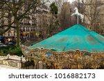 paris  france   january 02 ... | Shutterstock . vector #1016882173