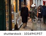 paris  france   january 02 ... | Shutterstock . vector #1016941957