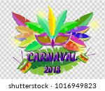 event brazil carnival design on ... | Shutterstock .eps vector #1016949823