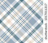Plaid Check Pattern In Beige ...